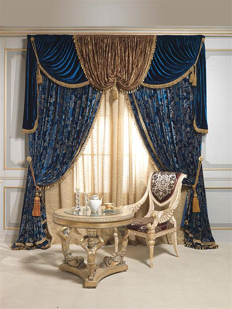 Luxurious Drapes Luxurious Curtains For Exclusive Interiors
