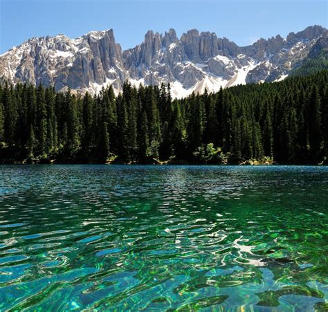 Karersee Lake   Sights & Culture   South Tyrol, Italy