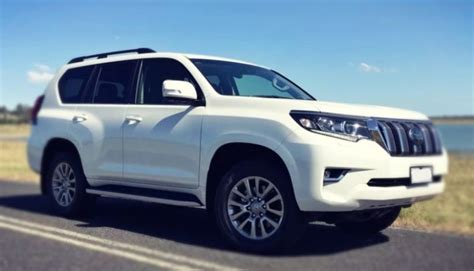toyota land cruiser prado 2020 2019 toyota land cruiser prado review price release date