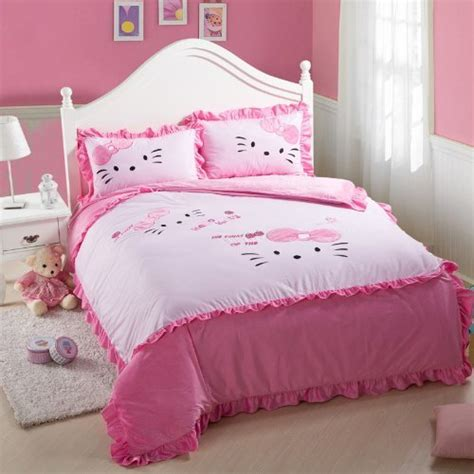 hello kitty bed sets hello kitty bedding