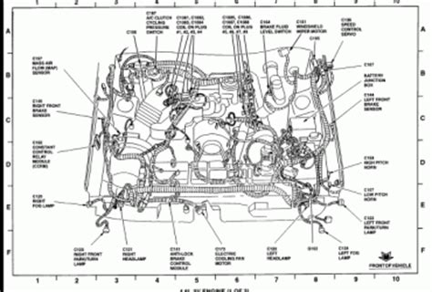 2005 ford mustang engine diagram wedocable