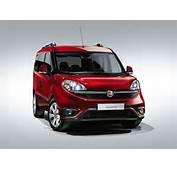 New Fiat Doblo Unveiled For 2015  Auto Express