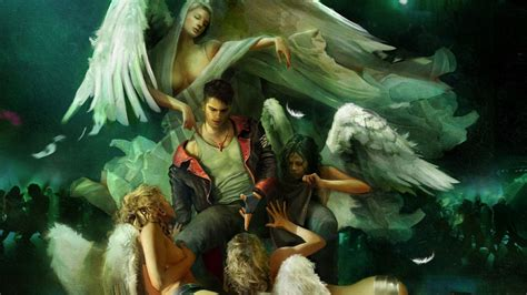 dmc devil may cry 5 dante dmc dante and angels by breviss on deviantart