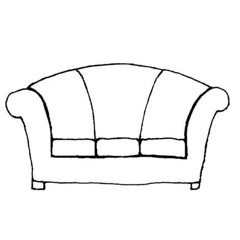 immagini di divani disegno di divano da colorare per bambini
