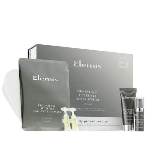 Elemis Detox Side Effects by Elemis Pro Lift Effect System Buy