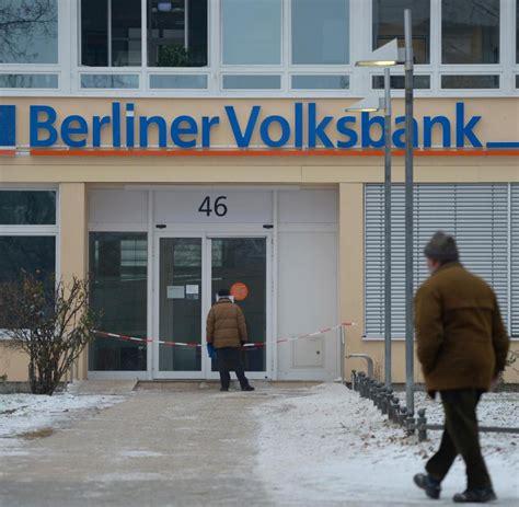 berliner bank schloßstraße tunnel coup bilder zeigen verw 252 stung in berliner bank