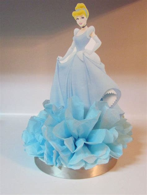 cinderella centerpiece birthday party