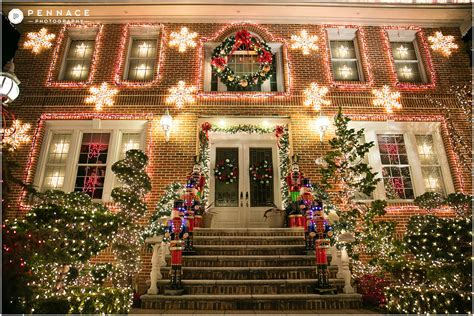 dyker heights christmas lights 171 nyc elopement and