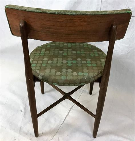 G Plan Dining Chairs For Sale Set Of Six Mid Century G Plan Dining Chairs Attributed To Ib Kofod Larsen For Sale At 1stdibs
