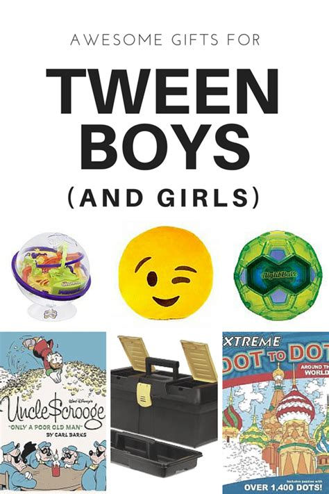 gifts for and 16 gift ideas for tween boys and tween