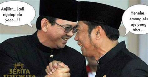 ahok is the best lulung cakap ahok itu best of the best se indonesia loh