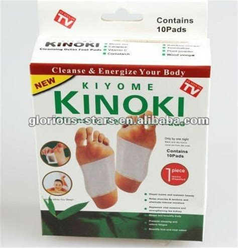 Detox Patches For Side Effects 100box kinoki cleansing detox foot patch gold no side