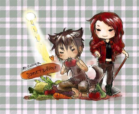 Cabutan Komik Scarlet Fan 7 8 10 1 scarlet and wolf by clovertale on deviantart