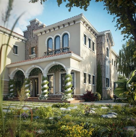 tuscan villa home design interior design ideas