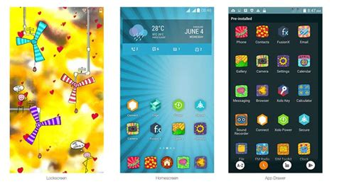 themes xolo mobile xolo hive ui made by xolo