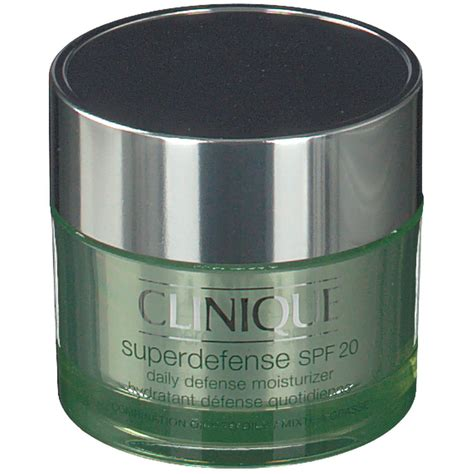 Spf Clinique clinique superdefense spf 20 daily defense moisturizer