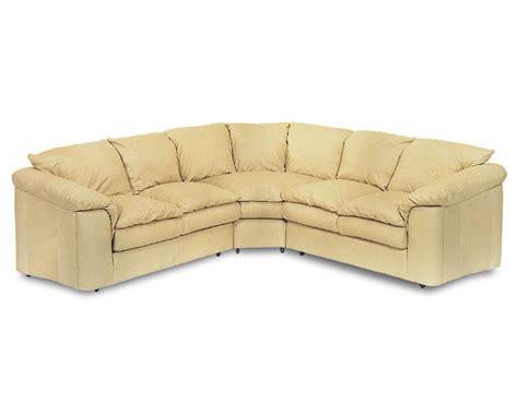 logan leather sofa leathercraft logan sectional 3335 logan sectional