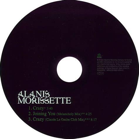 alanis morissette crazy scarica la copertina cd alanis morissette crazy cd