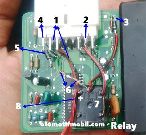 modifikasi menggunakan thermostat kawat pada ac mobil
