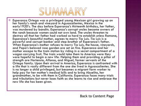 esperanza rising book report my skip book report 5 12 12 text esperanza
