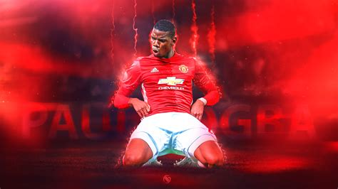 wallpaper 3d new 2017 paul pogba wallpaper 2017 by dreamgraphicss free