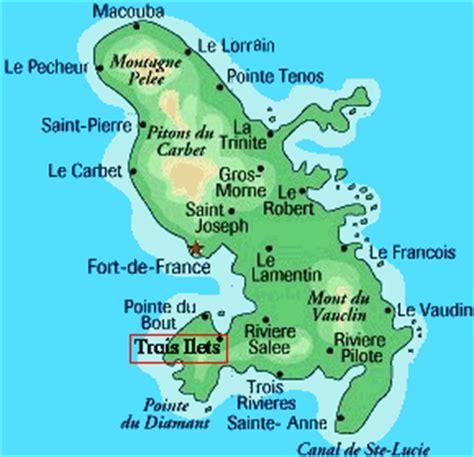 trois ilets Location vacances 3 Ilets Martinique villa studio bungalow appartement
