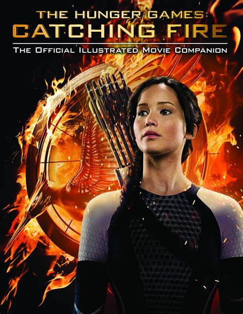 film hunger games the hunger games catching fire official illustrated movie