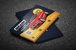 20  Automotive Business Cards   Free PSD, AI, EPS Format