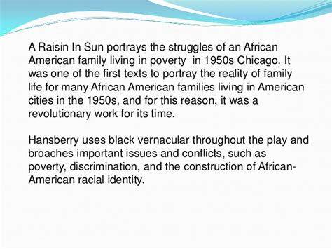 theme of identity in a raisin in the sun loraine hansberry