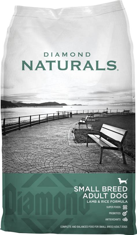 diamond naturals large breed adult lamb meal rice diamond naturals small breed adult lamb rice formula dry