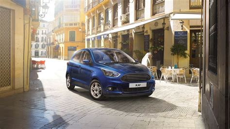 ford small cars range ford uk