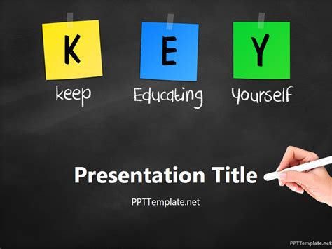 powerpoint template for education free education ppt templates ppt template