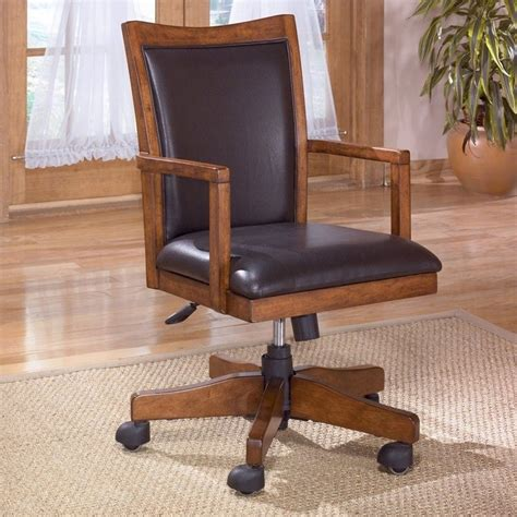 furniture cross island swivel office chair in