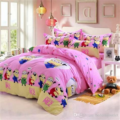 pink and yellow comforter sets pink and yellow minions comforter set sweet comforter