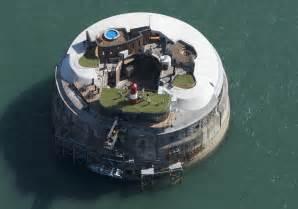 spitbank fort spitsand fort spit fort portsmouth england