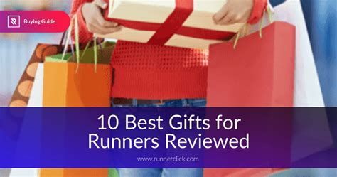 10 best gifts for runners reviewed tested compared in 2017