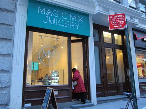 Cornerstone Detox Ny by New Juice Bar In Nyc Magic Mix Juicery Tf Cornerstone