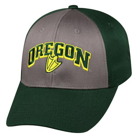 ncaa s baseball hat of oregon ducks