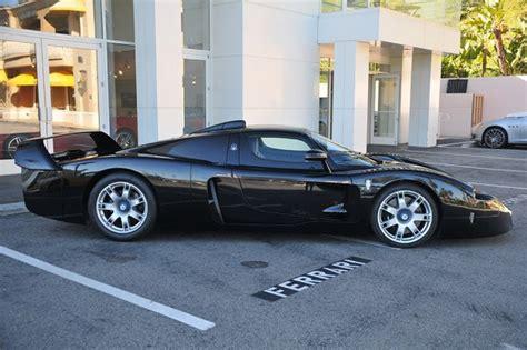 Maserati For Sale In California Unique Black Maserati Mc12 For Sale In California