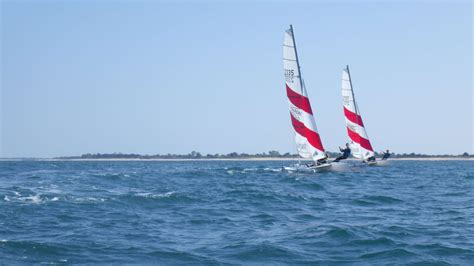catamaran sailing dinghy catamaran sailing dinghy club nautique des portes en r 201