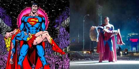 Crisis Guardiannn supergirl gets a crisis on infinite earths homage poster