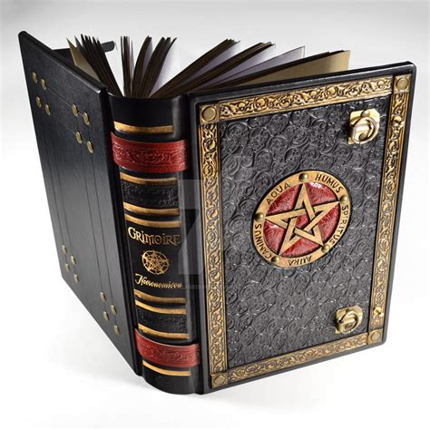 Cardboard Leather Frame 3d Vr For 4 57inchi T0210 1 the great grimoire 12 4 x 9 1 inches journal by alexlibris999 on deviantart