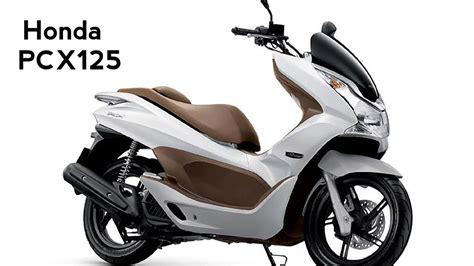 Yeni Pcx 2018 by 2018 Honda Pcx125 Specification