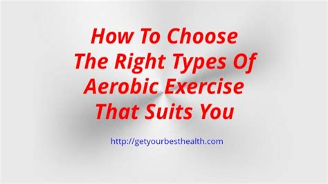 how to select the right type of lighting system for your home how to choose the right types of aerobic exercise that