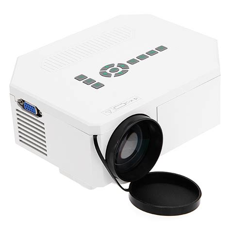 Projector Mini Portable Led Projector Support Hdmi Av Tf Usb Uc18 uc30 1080p mini led projector hdmi theater projector