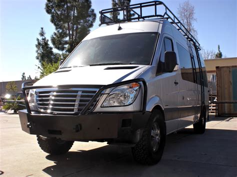 Roof Rack Carriers by Mercedes Sprinter Roof Racks Aluminess