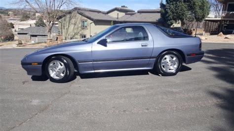 1988 mazda rx7 gxl manual transmission 2 seater 53k original miles no reserve
