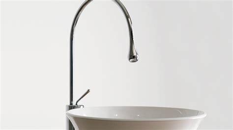 gessi rubinetti linea di rubinetteria goccia di gessi design fluido e