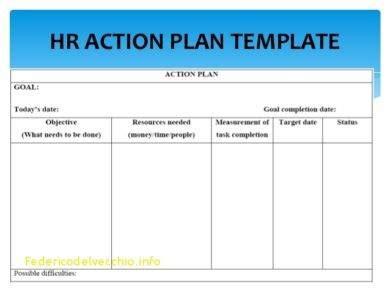 9 hr strategy plan exles pdf