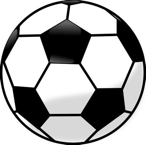 soccer ball clip art at clker com vector clip art online